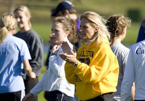 Head Coach Donna Ricks, Women's Cross Country