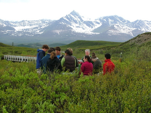 Alaska High Latitude Periglacial Geology Field Trip, June 2007