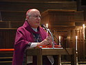 Archbishop Harry Flynn at Catholic Mass