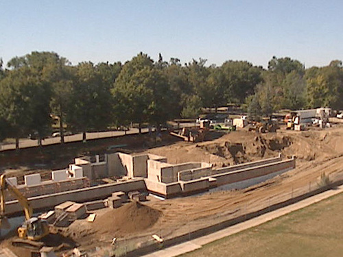 Construction - August '08