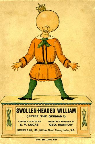Lucas. swollen-headed william. 3rd ed. illus. george morrow