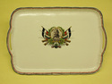 German serving platter