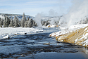 Firehole on River