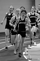 Women's track and field takes 3rd at St. Olaf Triangular