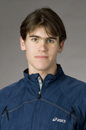 Robert Wakeley, Men's Track and Field Headshot