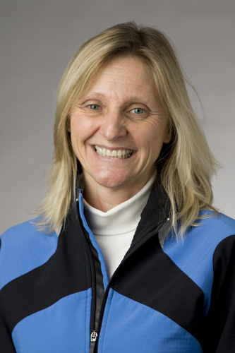 Donna Ricks, Women's Track and Field Headshot