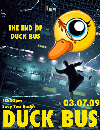Death of Duck Bus 3