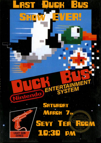 Death of Duck Bus 4