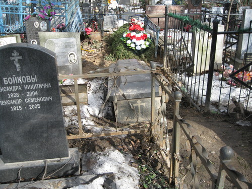 Rogozhskoe Cemetery in Moscow