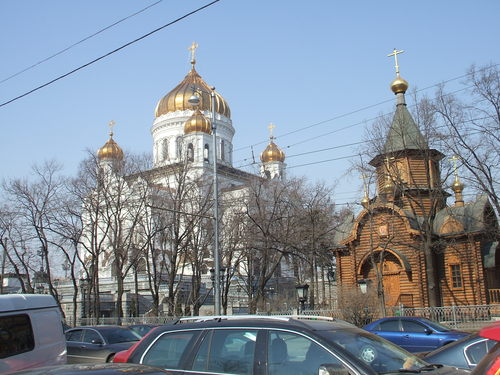 Cathedral and Church
