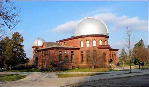Environmental Studies, currently housed in Goodsell Observatory, above, could become the college's newest major as soon as next year, possibly eliminating the ENTS concentration.