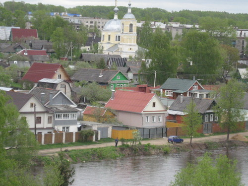 Houses of Torzhok