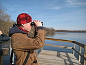 Owen McMurtney '12 birding
