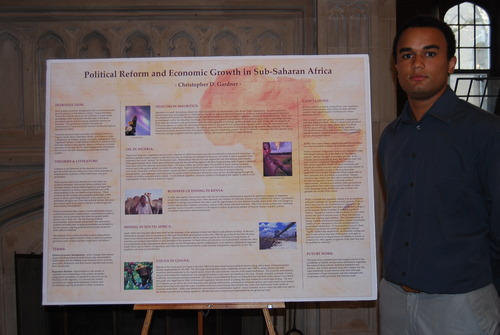 Carleton College: Political Science: Comps Poster ...