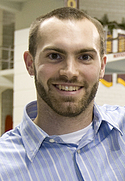 Gabe Korteum, diving coach