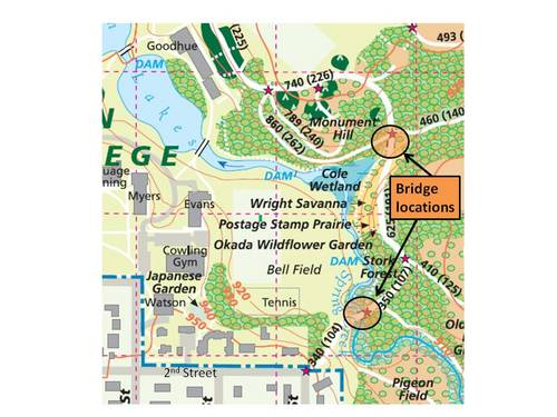Upper Arb bridges map