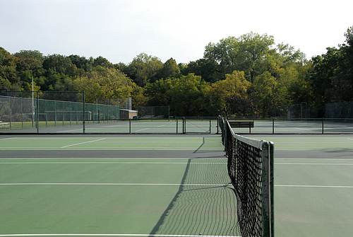 Tennis Courts at Bell Field