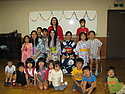 Katie Deeg participated in a homestay during her time in Japan.
