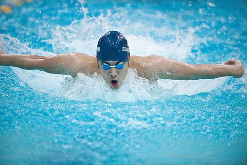 Kanazawa Nabs Miac Swimmer Of The Week Honors Varsity Athletics Carleton College