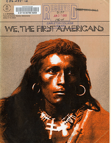 We the First Americans (Census Bureau, 1989)