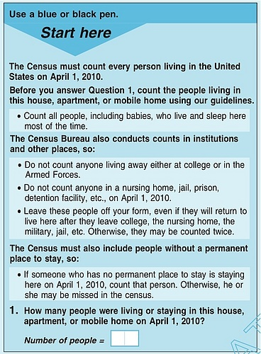 Publicizing the Census: Getting a Complete Count
