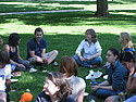 2010 History Department Picnic