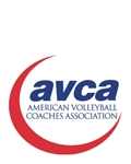 AVCA, American Volleyball Coaches Association logo