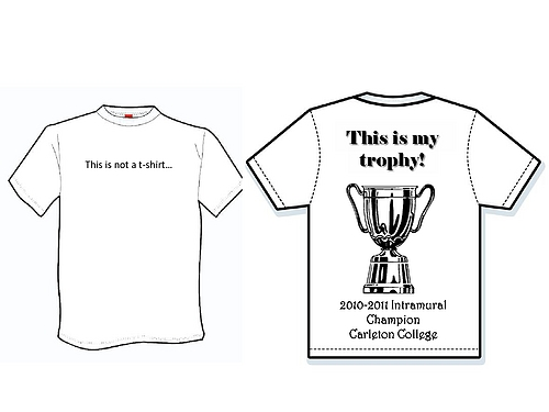 2010-2011 IM T-Shirt Design
