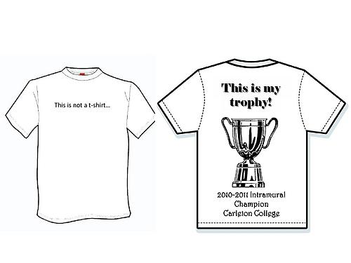 52adb43e902 This Year's IM Champs T-Shirt Design | Intramural Sports | Carleton ...