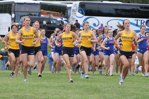 Start, Women's Cross Country