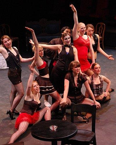 The Kit Kat Club Dancers