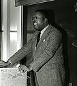 1990 Martin Luther King Day, Professor Harry McKinley Williams