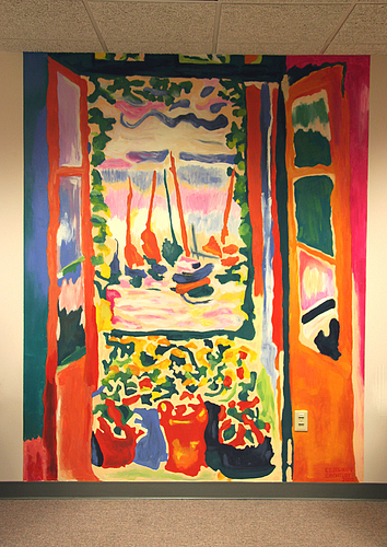 Open window matisse - Carleton College Art And Art History Slounge Created