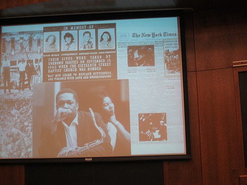 civil rights and music