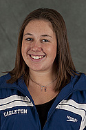 Ashley Paquin, womens swimming