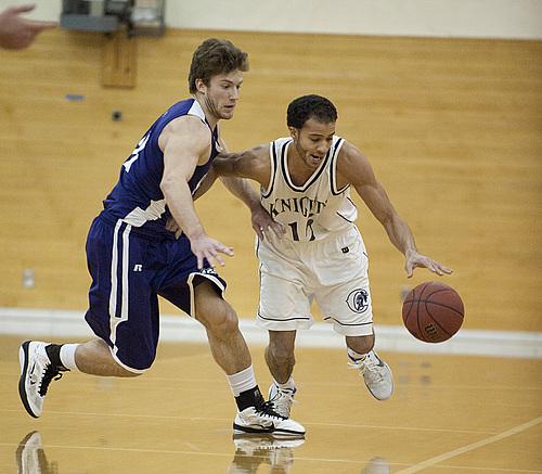 Men's Basketball hosts University of St. Thomas | Varsity ...