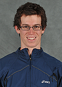 Chas Karch, Men's track headshot