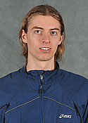 Kian Flynn, men's track headshot