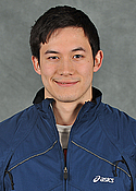 James Morrissey, men's track headshot