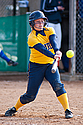 Jenny Ramey '11 was named MIAC Player of the Week. She is hitting .611 in conference play.
