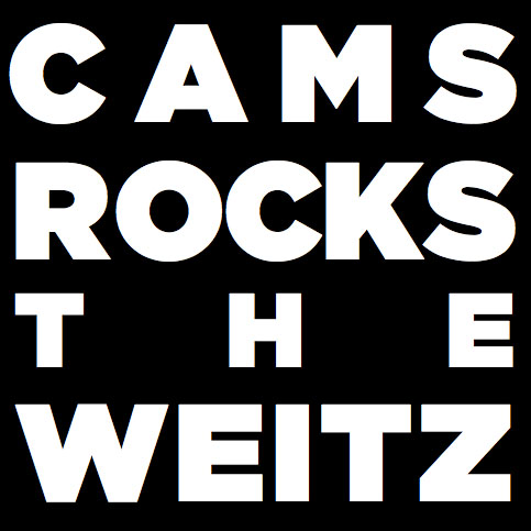 CAMS Rocks the Weitz