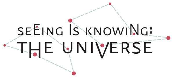 Seeing is Knowing: the Universe