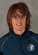 Bobby Davis, men's cross country headshot