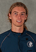 Kian Flynn, men's cross country headshot