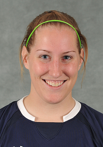 Abby Wills, women's soccer headshot
