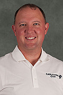 Eric Sieger, women's golf headshot