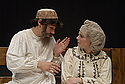 Tim and Kat in 'Fiddler on the Roof' 2009