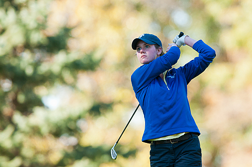 Taylor Wells, women's golf