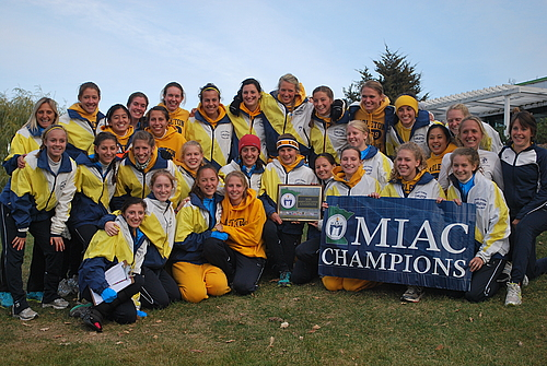 Women's Cross Country: 2011 MIAC Champions