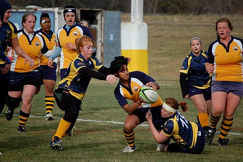 Women's Rugby 1